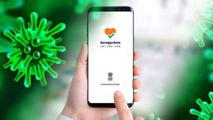 Aarogya Sethu App for Corona virus detect